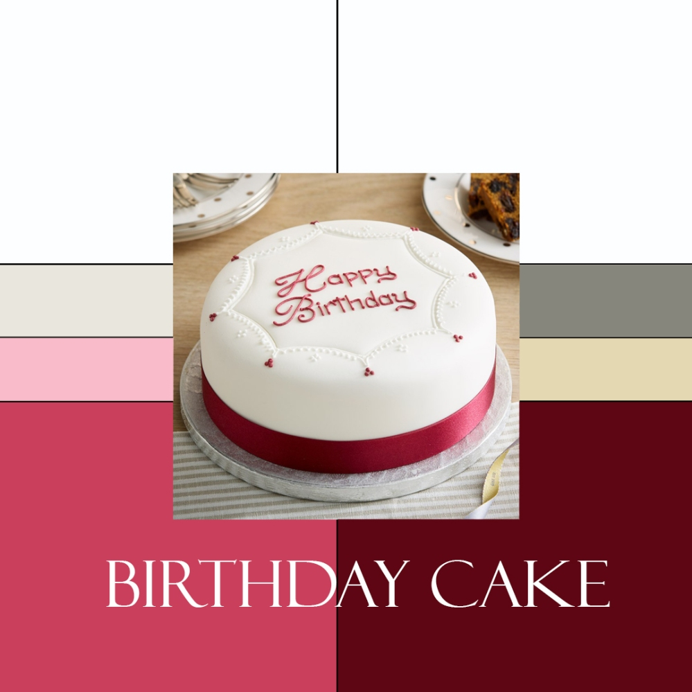 Birthday Cake Colorway