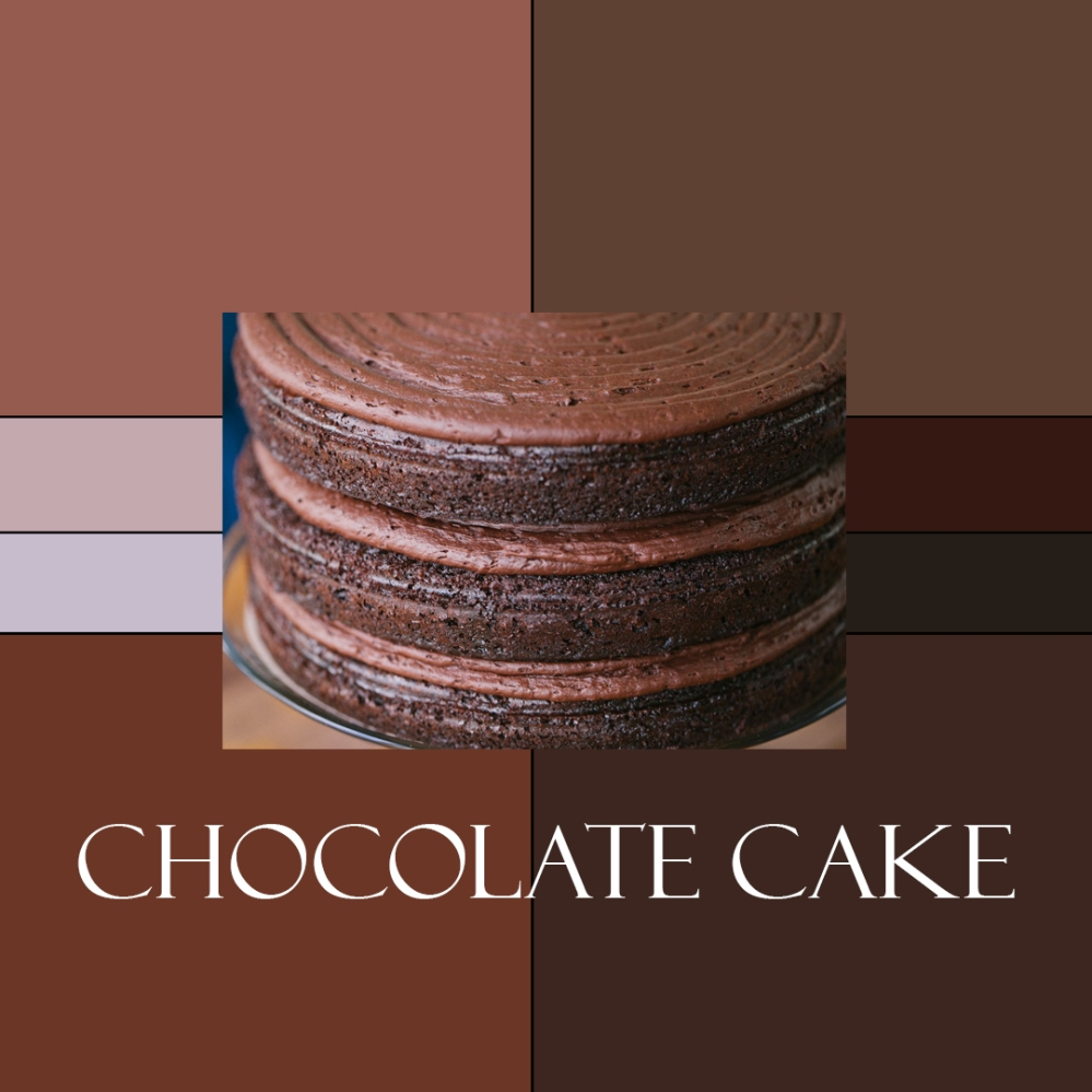 Chocolate Cake Colorway