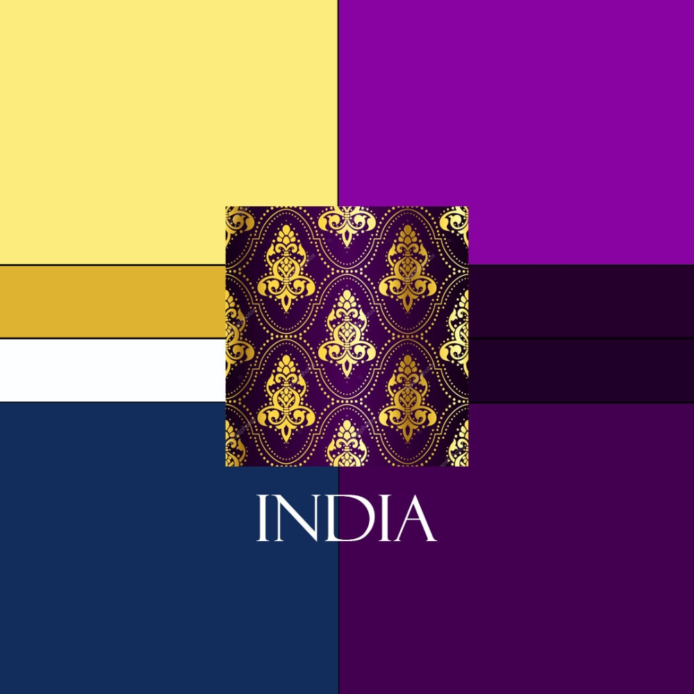 India Colorway