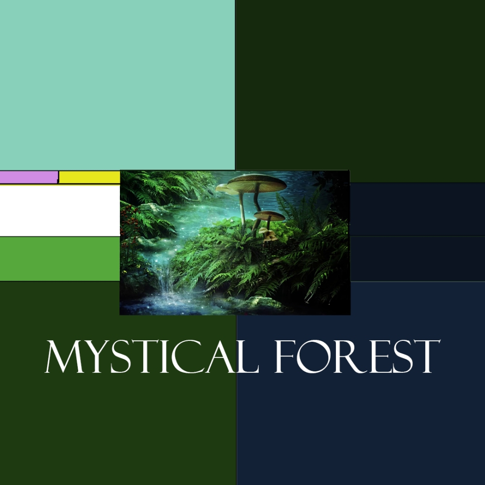 Mystical Forest Colorway