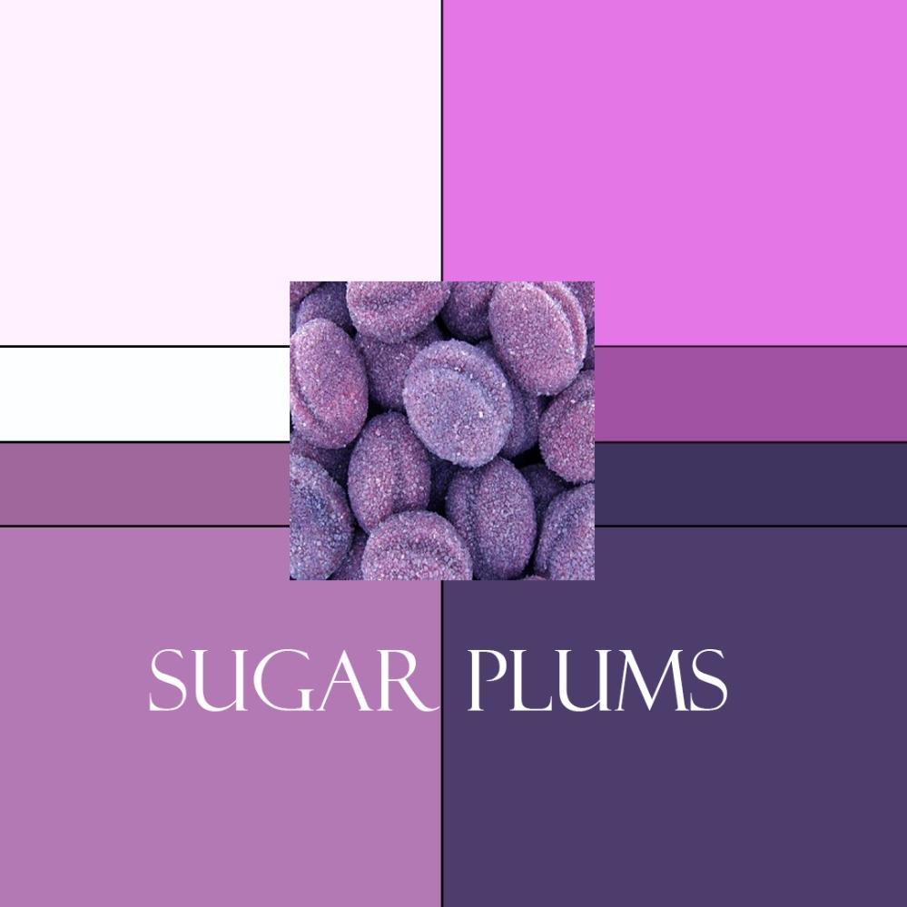 sugar plums colorway