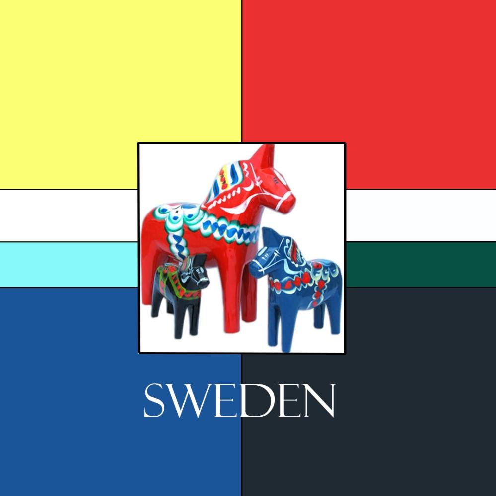 Sweden Colorway